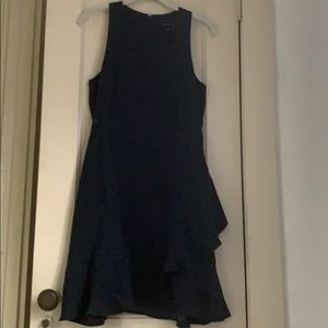 Never been worn Navy blue dress